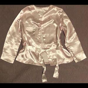 American Girl Pajamas - American Girl Satin Pajama Set